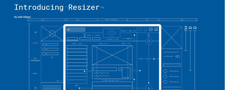 Resizer viewer test digital products respond Material Design devices