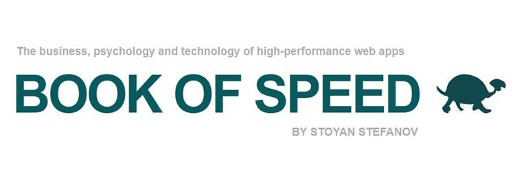 Book of Speed by Stoyan Stefanov Free Books for Designers and Developers