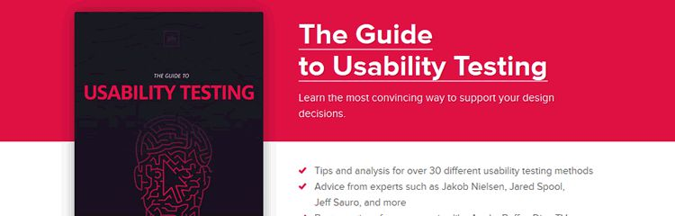 50 free ebooks for web designers developers the guide to usability testing fandeluxe Choice Image