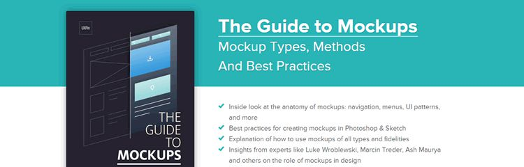 50 free ebooks for web designers developers the guide to mockups pdf fandeluxe Images