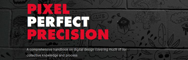 50 free ebooks for web designers developers pixel perfect precision handbook v3 fandeluxe Images