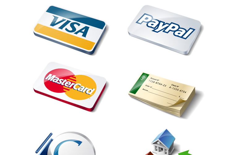 Freebie: Payment Method Icon Set