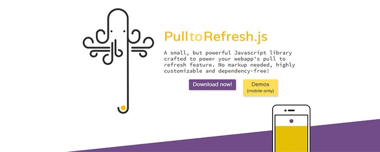 PulltoRefresh.js