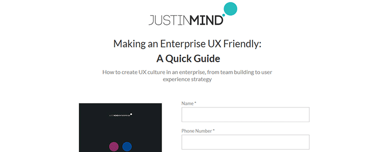 Making an Enterprise UX Friendly: A Quick Guide