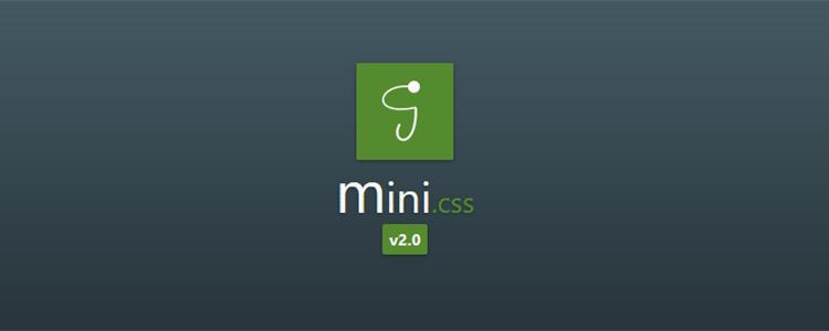 mini.css