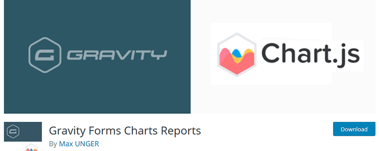 Gravity Forms Charts Reports