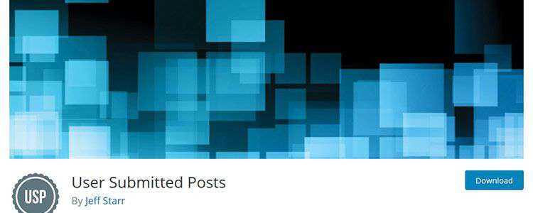 User Submitted Posts wordpreess plugin free
