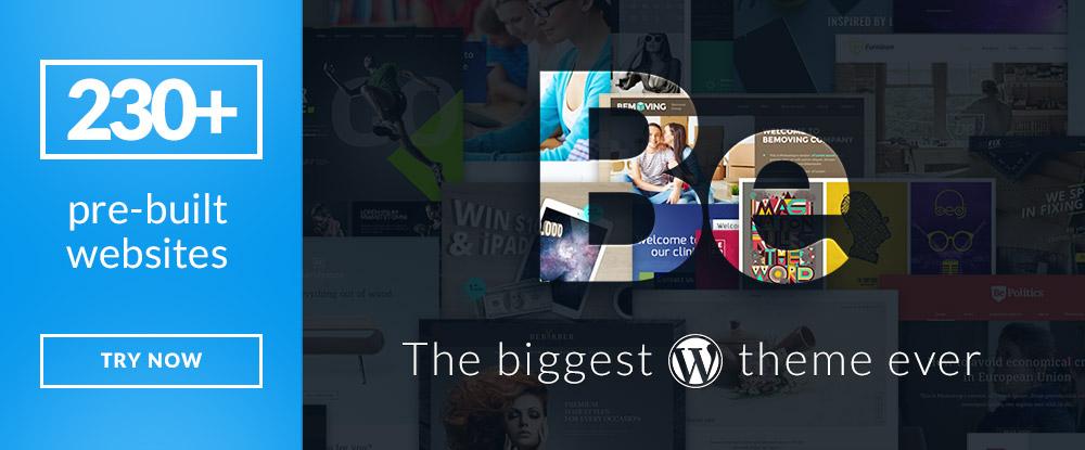 Tema Duyarlı Çok Amaçlı WordPress Teması Olun