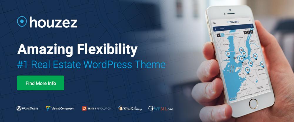 Houzez - Emlak WordPress Teması