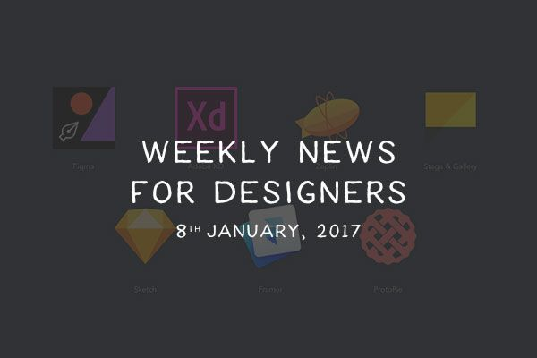 Weekly News for Designers (N.367)