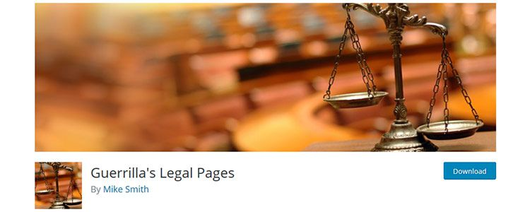 Guerrilla's Legal Pages