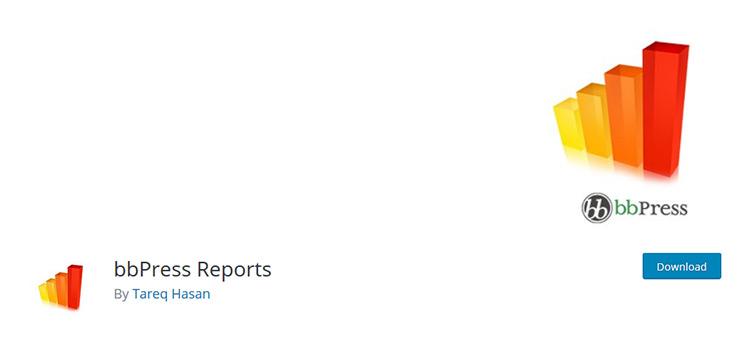 bbPress Reports