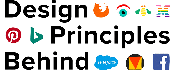 Design Principles Behind Great Products