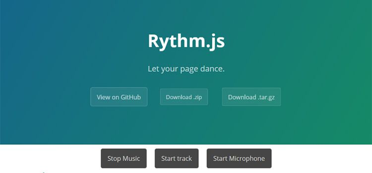 Rythm.js