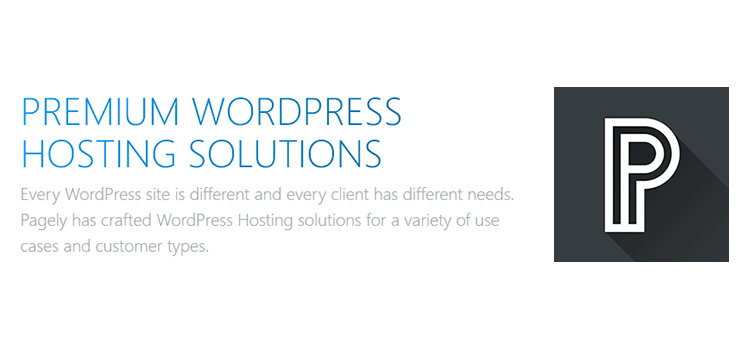 Pagely Premium WordPress Hosting Solutions