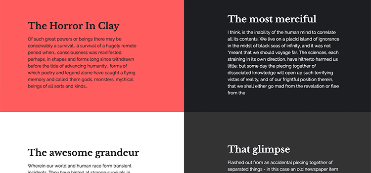 Getting to know CSS Grid Layout