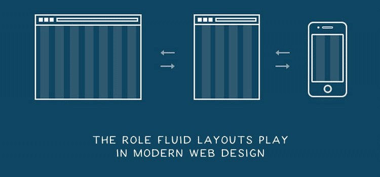 The Role Fluid Layouts Play in Modern Web Design
