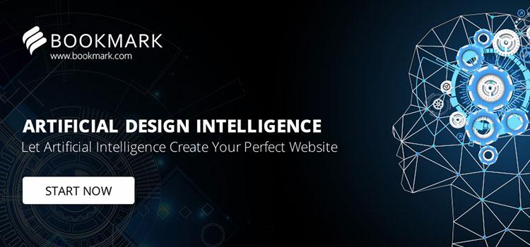 Use Bookmark.com AIDA to create your business website