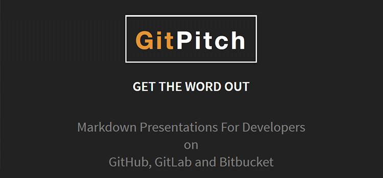 GitPitch
