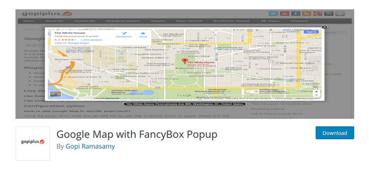 10 Free WordPress Plugins for Adding and Extending Google Maps