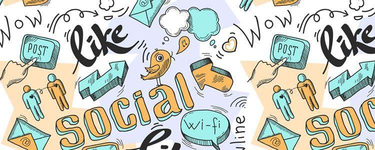 social terms illustration