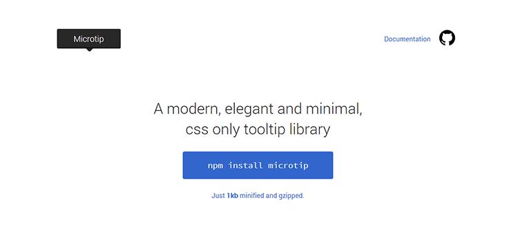 Microtip