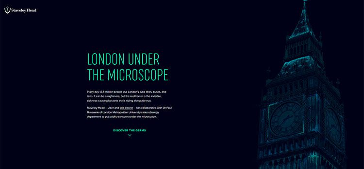 London Under the Microscope