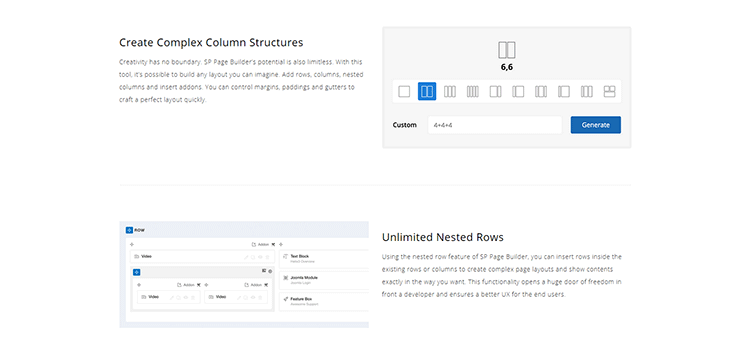Complex Layouts Made Easy