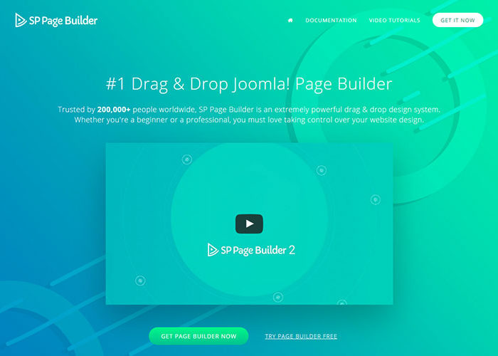 Take Control of your Joomla! Design with SP Page Builder Sponsored