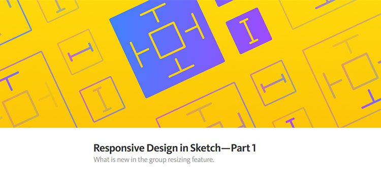 Responsive Design in Sketch — Part 1