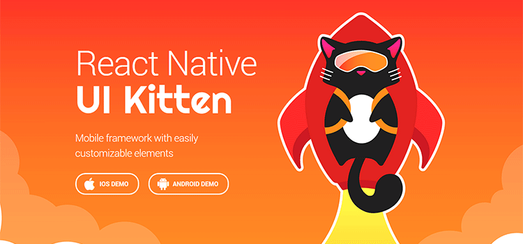 React Native UI Kitten