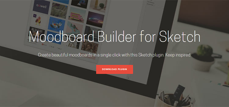 Moodboard Builder for Sketch