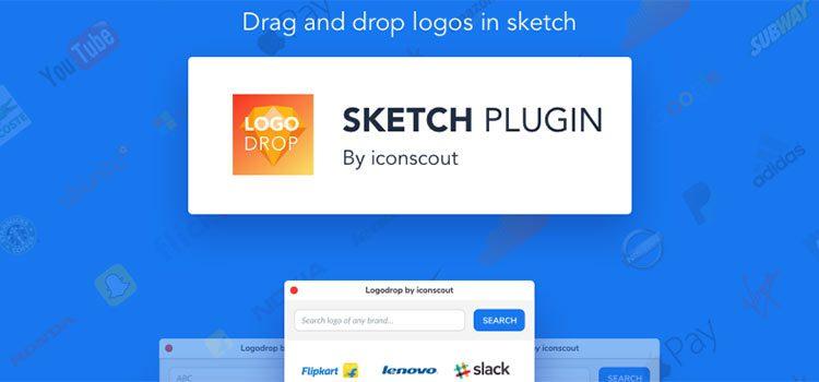 Logodrop