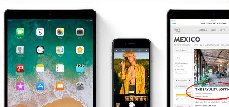 6 Subtle UI Changes in iOS 11
