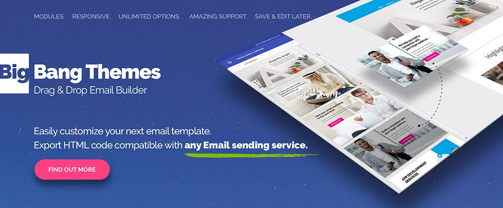 BBT Drag and Drop Email Builder