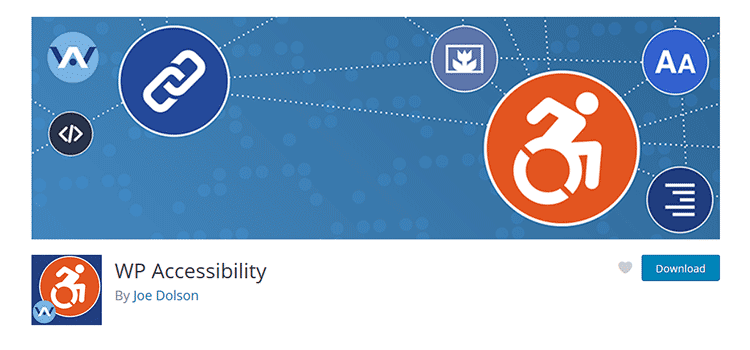 WP Accessibility
