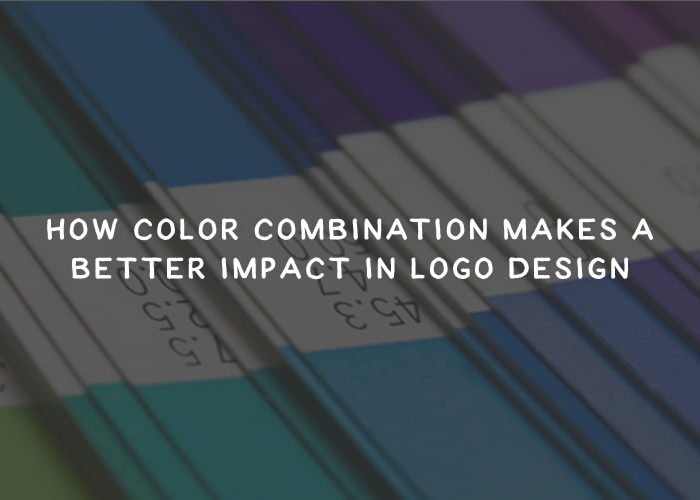 How Color Combination Makes a Better Impact in Logo Design