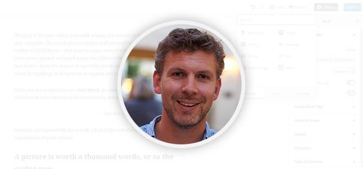 Ephox CEO Andrew Roberts