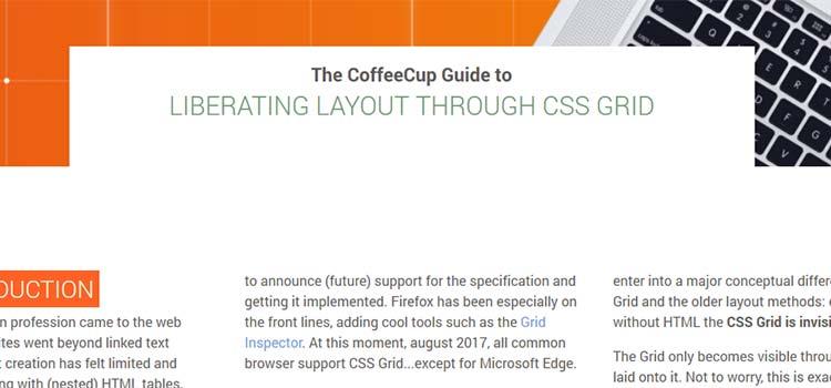 Liberating Layout Through CSS Grid