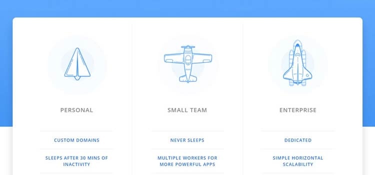 10 Free Open Source Responsive Pricing Table Designs