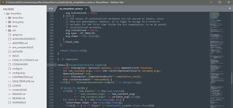 Sublime Text 3.0