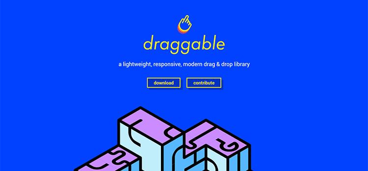 Draggable JS