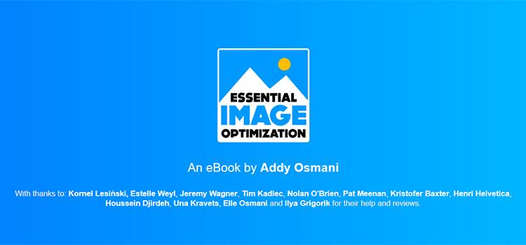 Essential Image Optimization