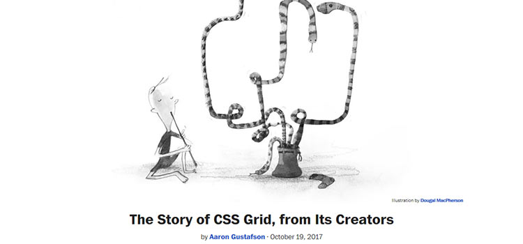 The Story of CSS Grid, from Its Creators