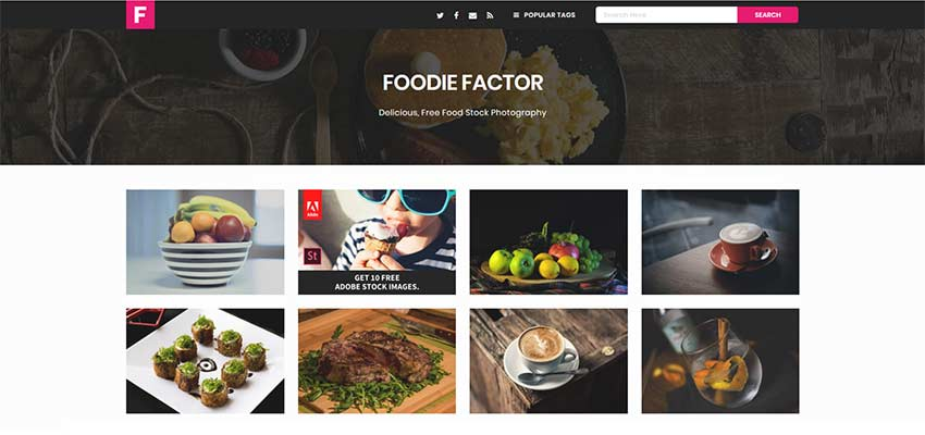 Foodie Factor Free Stock Photo