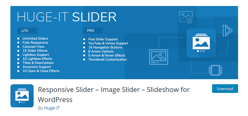 Huge-It Slider