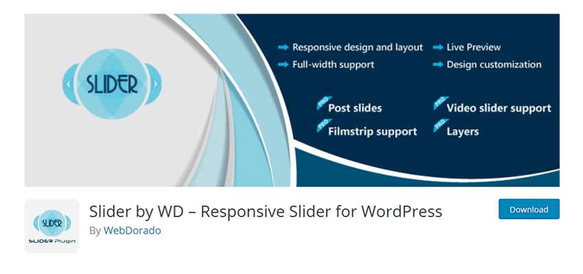 Slider by WD
