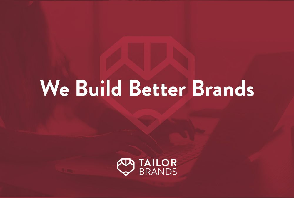 Tailor Brands Automated Logo Maker and Brand Builder