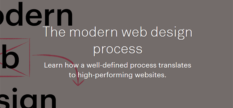 50 free ebooks for web designers developers the modern web design process fandeluxe Choice Image