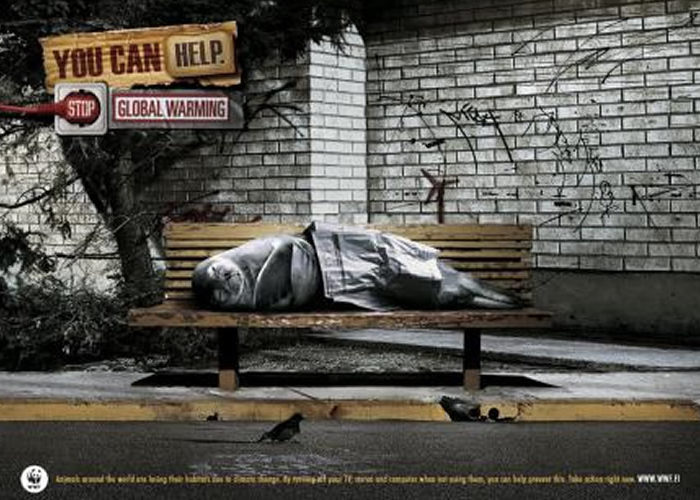 50 Powerful Examples of Advertising from the WWF